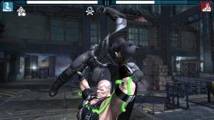 Androidアプリ「バットマン:アーカム・ビギンズ」のスクリーンショット 2枚目