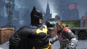 Androidアプリ「バットマン:アーカム・ビギンズ」のスクリーンショット 4枚目