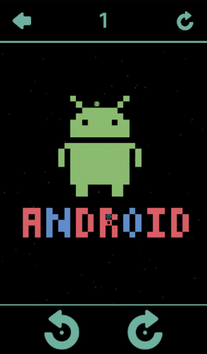 Androidアプリ「重力迷路」のスクリーンショット 3枚目
