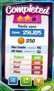 Androidアプリ「Rock Hero」のスクリーンショット 4枚目