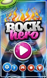 Androidアプリ「Rock Hero」のスクリーンショット 2枚目