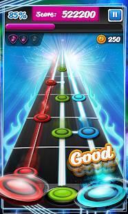 Androidアプリ「Rock Hero」のスクリーンショット 1枚目