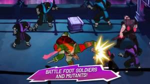 Androidアプリ「TMNT: Brothers Unite」のスクリーンショット 3枚目