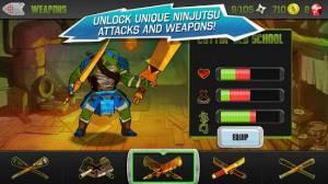Androidアプリ「TMNT: Brothers Unite」のスクリーンショット 2枚目