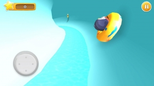 Androidアプリ「South Surfers 3D : Water Slide」のスクリーンショット 5枚目