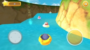 Androidアプリ「South Surfers 3D : Water Slide」のスクリーンショット 4枚目