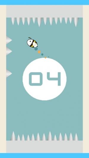 Androidアプリ「はばたけ!ミッチー」のスクリーンショット 2枚目