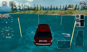 Androidアプリ「4x4 Off-Road Rally 3」のスクリーンショット 3枚目