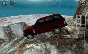 Androidアプリ「4x4 Off-Road Rally 3」のスクリーンショット 1枚目