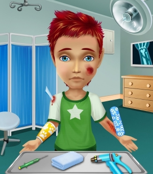 Androidアプリ「Little Doctor - Kids Games」のスクリーンショット 2枚目