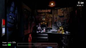 Androidアプリ「Five Nights at Freddy's」のスクリーンショット 3枚目