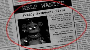 Androidアプリ「Five Nights at Freddy's」のスクリーンショット 4枚目