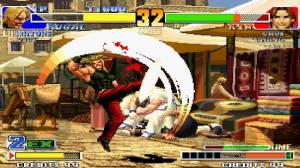 Androidアプリ「THE KING OF FIGHTERS '98」のスクリーンショット 5枚目