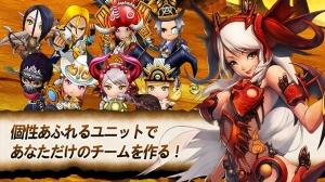 Androidアプリ「サモンマスターズ - Sword Dancing」のスクリーンショット 2枚目