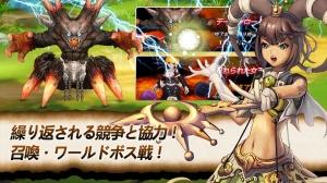 Androidアプリ「サモンマスターズ - Sword Dancing」のスクリーンショット 4枚目