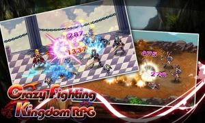 Androidアプリ「Crazy Fighting Kingdom RPG」のスクリーンショット 2枚目