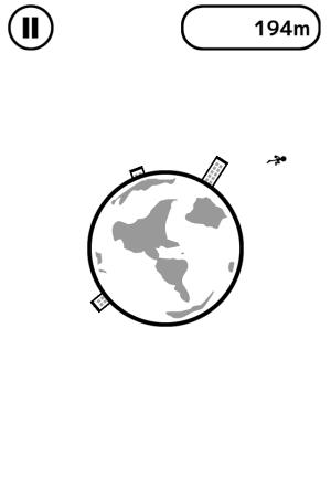 Androidアプリ「無限地球一周」のスクリーンショット 4枚目