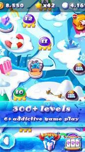 Androidアプリ「Ice Crush」のスクリーンショット 5枚目