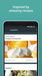 Androidアプリ「Bring! Grocery Shopping List」のスクリーンショット 5枚目