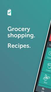 Androidアプリ「Bring! Grocery Shopping List」のスクリーンショット 1枚目