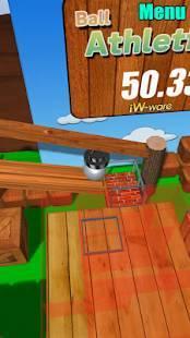 Androidアプリ「アスレチックボール2(Ball Athletics2)」のスクリーンショット 5枚目