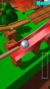 Androidアプリ「アスレチックボール2(Ball Athletics2)」のスクリーンショット 2枚目