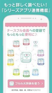 Androidアプリ「フルル大辞典 ~即引き!略語・用語・薬辞典 10,000語~」のスクリーンショット 2枚目