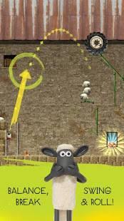 Androidアプリ「Shaun the Sheep - Sheep Stack」のスクリーンショット 5枚目
