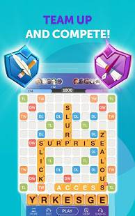 Androidアプリ「Words With Friends – Word Puzzle」のスクリーンショット 4枚目