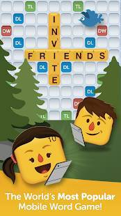 Androidアプリ「Words With Friends – Play Free」のスクリーンショット 1枚目