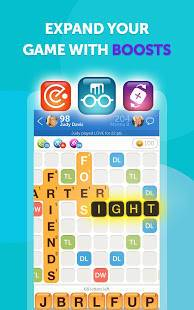 Androidアプリ「Words With Friends – Word Puzzle」のスクリーンショット 5枚目