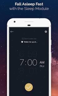 Androidアプリ「Pzizz - Sleep, Nap, Focus」のスクリーンショット 3枚目