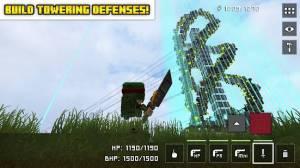Androidアプリ「Block Fortress」のスクリーンショット 3枚目