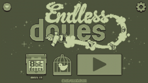 Androidアプリ「Endless Doves」のスクリーンショット 1枚目