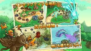 Androidアプリ「Kingdom Rush Origins」のスクリーンショット 5枚目