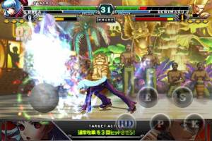 Androidアプリ「THE KING OF FIGHTERS-A 2012(F)」のスクリーンショット 5枚目