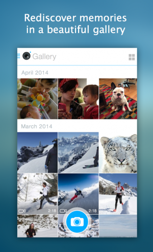Androidアプリ「Shutter by StreamNation」のスクリーンショット 3枚目