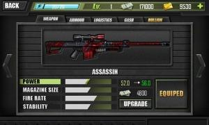 Androidアプリ「モダンスナイパー - Modern Sniper」のスクリーンショット 5枚目