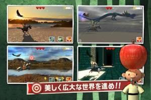 Androidアプリ「SAMURAI SANTARO」のスクリーンショット 4枚目