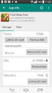 Androidアプリ「Link2SD Plus (New)」のスクリーンショット 3枚目