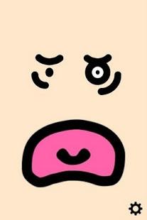 Androidアプリ「笑い袋」のスクリーンショット 4枚目