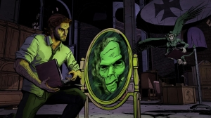 Androidアプリ「The Wolf Among Us」のスクリーンショット 3枚目