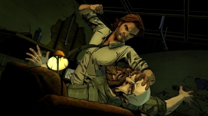 Androidアプリ「The Wolf Among Us」のスクリーンショット 2枚目