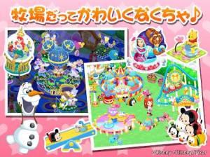 Androidアプリ「ディズニー マジカルファーム~マジックキャッスルストーリー~」のスクリーンショット 3枚目