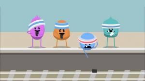 Androidアプリ「ダム・ウェイズ・トゥ・ダイ 2:  ザ・ゲームズ」のスクリーンショット 2枚目