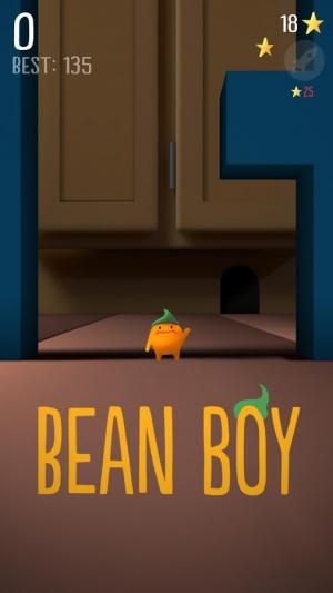 Androidアプリ「Bean Boy」のスクリーンショット 1枚目