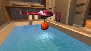 Androidアプリ「Helidroid 3B : 3D RC ヘリコプター」のスクリーンショット 5枚目