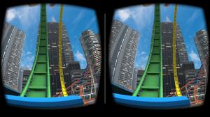 Androidアプリ「VR Roller Coaster」のスクリーンショット 4枚目