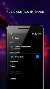 Androidアプリ「MP3プレーヤー」のスクリーンショット 4枚目