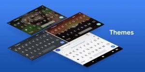 Androidアプリ「Gboard - Google キーボード」のスクリーンショット 4枚目